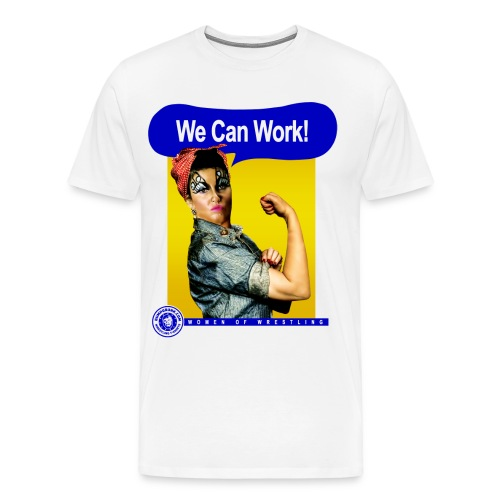 We Can Work! - Men's Premium T-Shirt