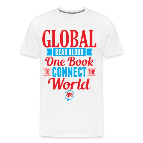 Global Read Aloud - Men's Premium T-Shirt