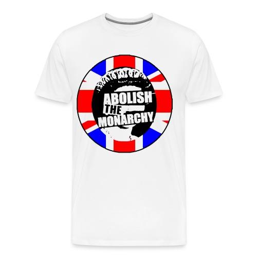 abolish the monarchy 2 - Men's Premium T-Shirt
