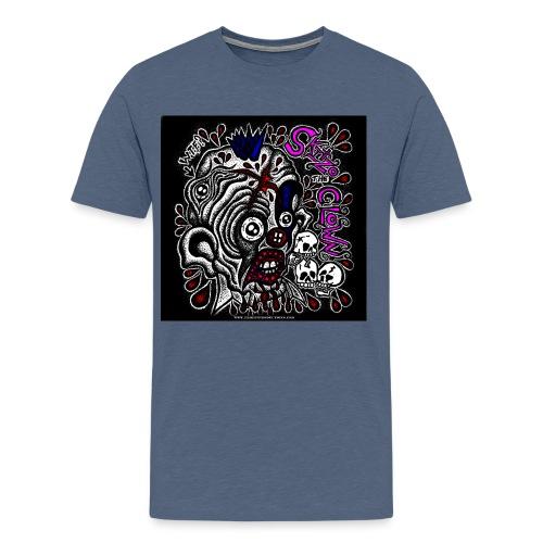Skitzo The Clown - Men's Premium T-Shirt