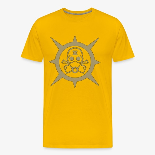 Gear Mask - Men's Premium T-Shirt