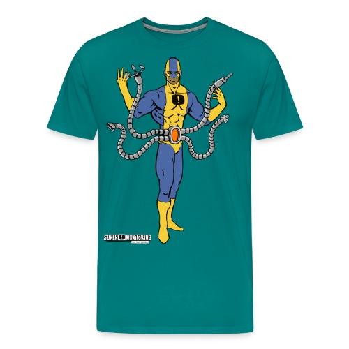 Superhero 3 - Men's Premium T-Shirt