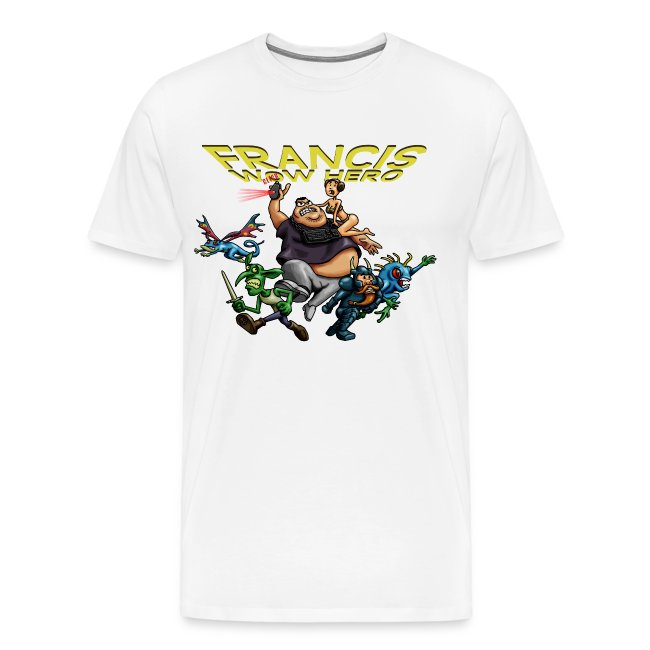 tshirt francis no background png