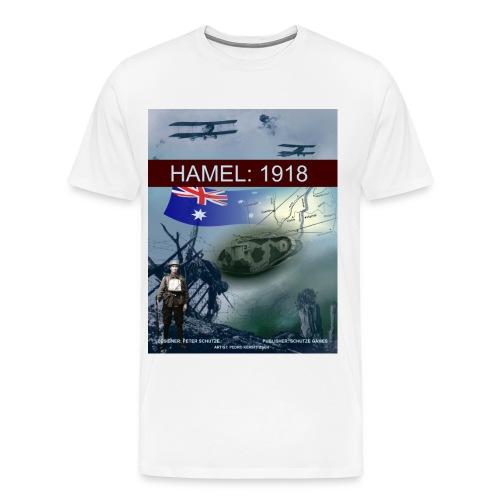 hamel - Men's Premium T-Shirt
