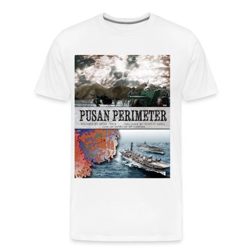 pusan cover - Men's Premium T-Shirt