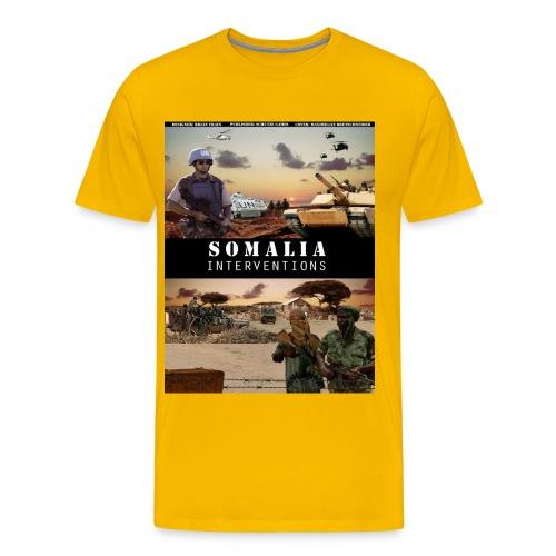 somalia - Men's Premium T-Shirt