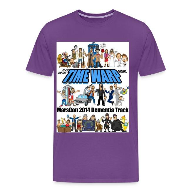 marscon 2014 dementia track tshirt
