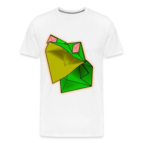 Origami Frog - Men's Premium T-Shirt