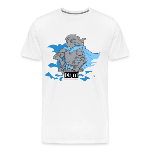 CGM Paladin of Light Women's Top - Men's Premium T-Shirt