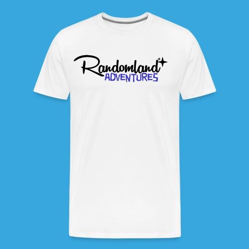 Randomland Adv Black - Men's Premium T-Shirt