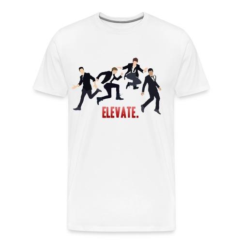 elevate - Men's Premium T-Shirt