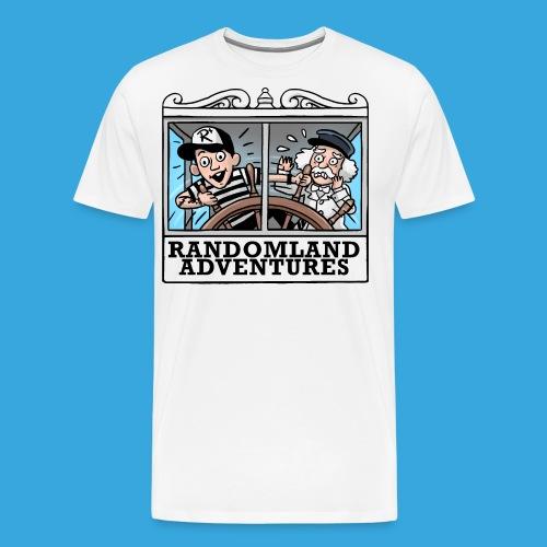 Mark Twain Adventure - Men's Premium T-Shirt