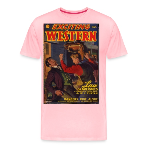 194703smaller - Men's Premium T-Shirt