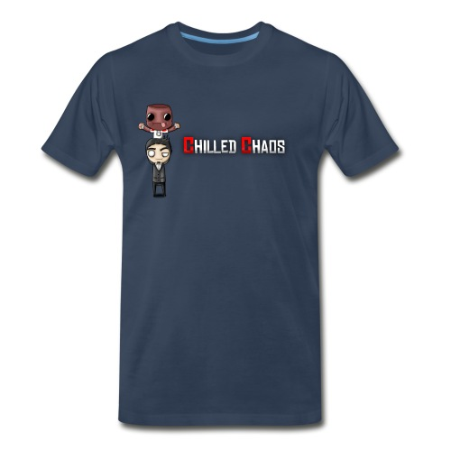 chilled png - Men's Premium T-Shirt