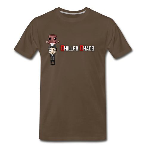 chilled png - Men's Premium T-Shirt