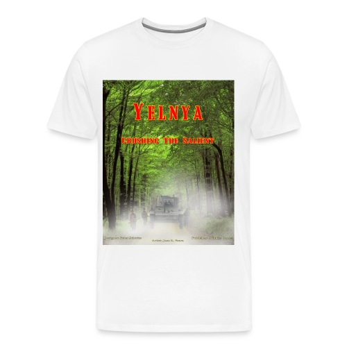 yelnya 2 - Men's Premium T-Shirt