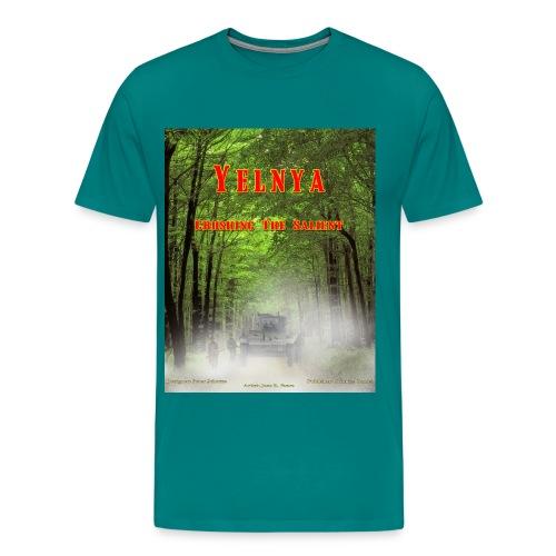 yelnya 2 - Men's Premium T-Shirt