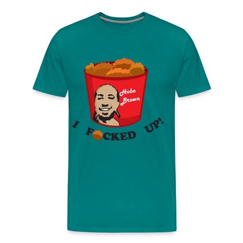 hoboshirtpng - Men's Premium T-Shirt
