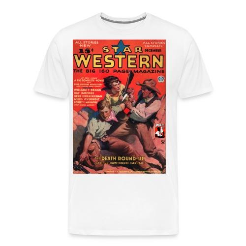 193412300dpcroppedtouchediscaledlogocopy - Men's Premium T-Shirt