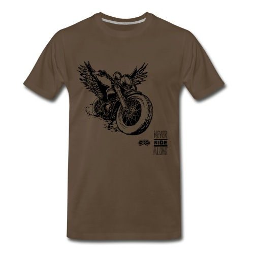 Flying Rat - Men's Premium T-Shirt