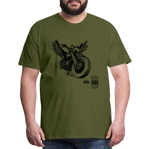 Flying Rat - Men's Premium T-Shirt