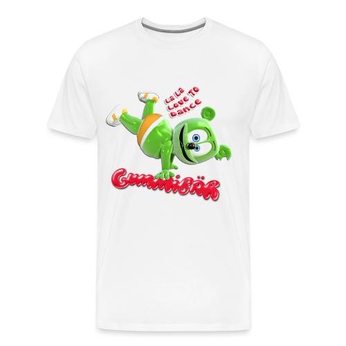 La La Love To Dance - Men's Premium T-Shirt