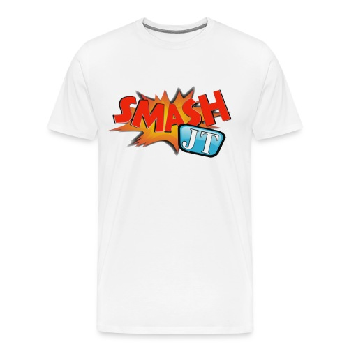 Smash JT Classic Logo - Men's Premium T-Shirt