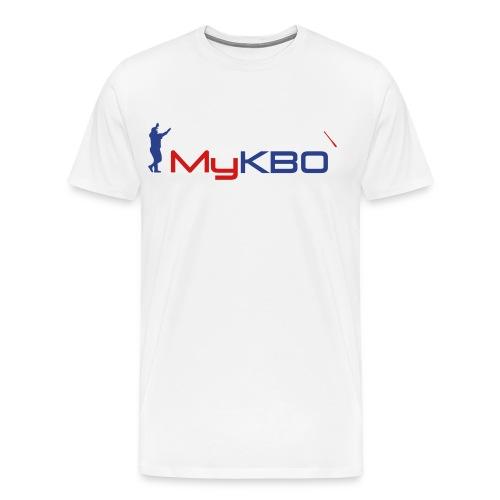 mykbocombinedlogofinal1 - Men's Premium T-Shirt