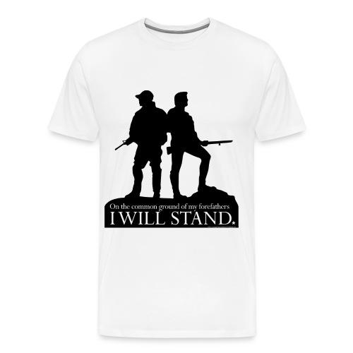 On Common Ground - Men's Premium T-Shirt