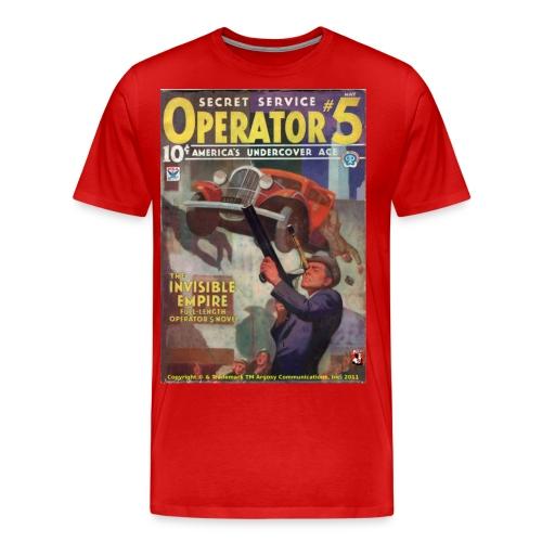 193405600dpitouchedlogocopyrightb - Men's Premium T-Shirt