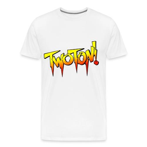 2tonwweupload1 - Men's Premium T-Shirt