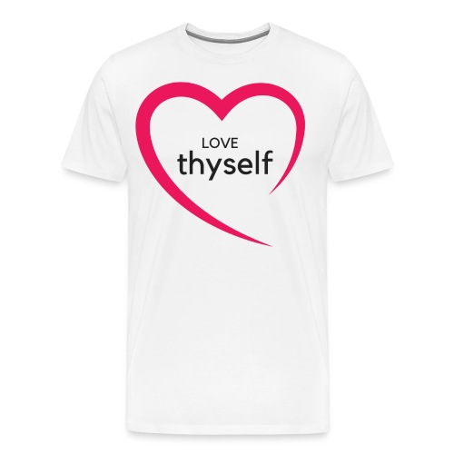 Love Thyself - Men's Premium T-Shirt