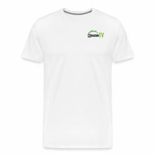 NCBTV LOGO - Men's Premium T-Shirt