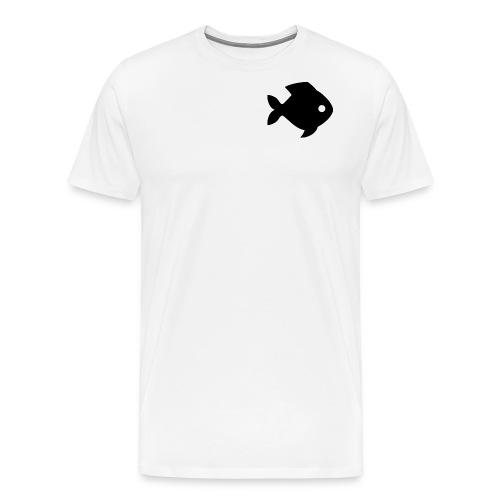 fish T-shirt - Men's Premium T-Shirt