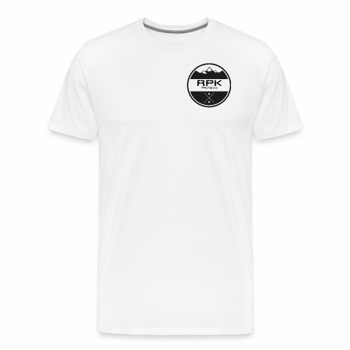 RPK Fit White - Men's Premium T-Shirt