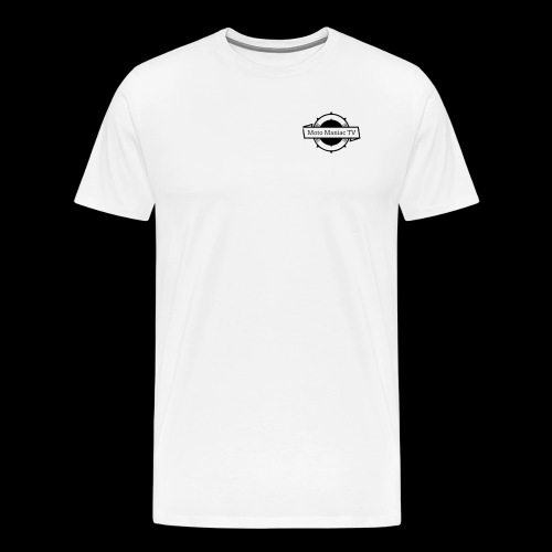 MotoManiac TV - Men's Premium T-Shirt