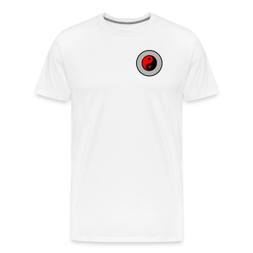 yin yan - Men's Premium T-Shirt