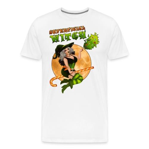 SuperficialWitch TrishaPaytas Spreadshirt png - Men's Premium T-Shirt
