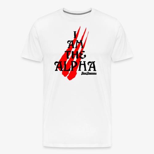 ALPHASERIES - Men's Premium T-Shirt