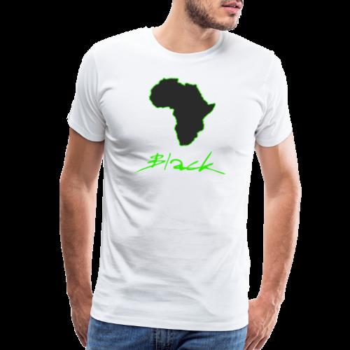 Black Green Edition - Men's Premium T-Shirt