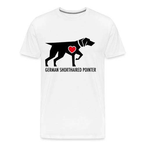 GSP Love-01 - Men's Premium T-Shirt