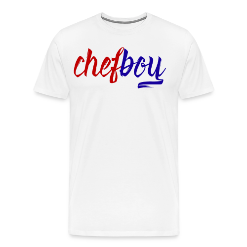 Chefboy - Men's Premium T-Shirt