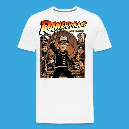RANDOMLAND ADVENTURER - Men's Premium T-Shirt