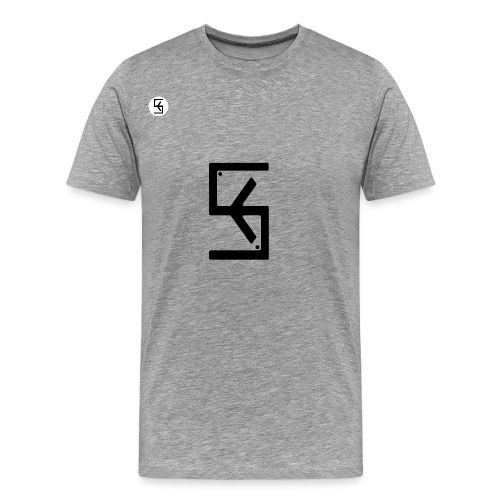 Soft Kore Logo Black - Men's Premium T-Shirt