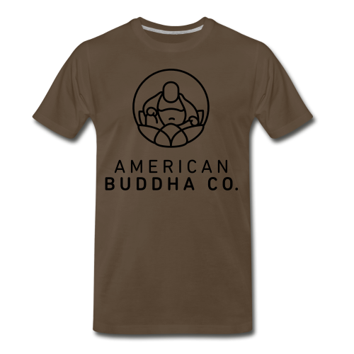 AMERICAN BUDDHA CO. ORIGINAL - Men's Premium T-Shirt