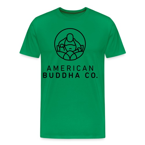 AMERICAN BUDDHA CO. ORIGINAL - Men's Premium T-Shirt
