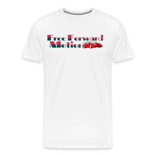 Free Forward Motion - Men's Premium T-Shirt