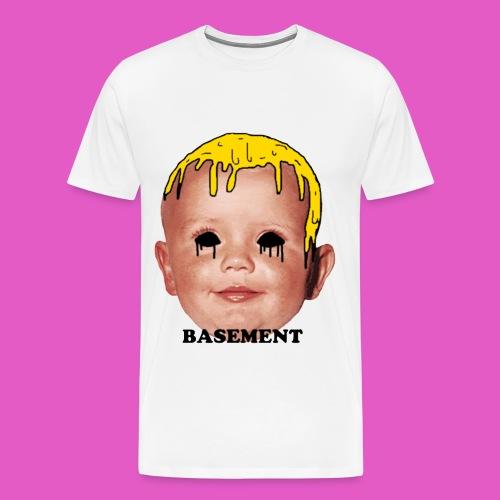 DRIPFACE gif - Men's Premium T-Shirt