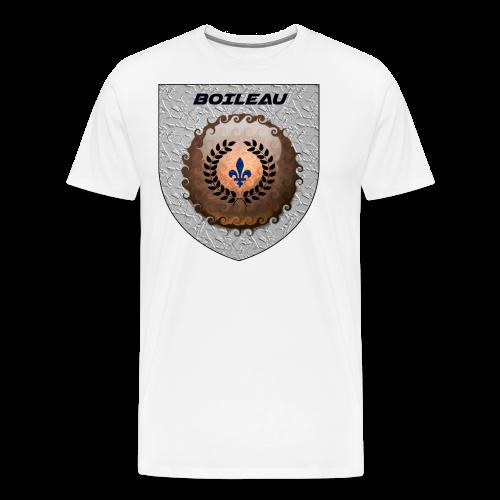 BOILEAU 1 - Men's Premium T-Shirt