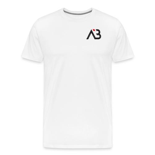 AB firsty merch - Men's Premium T-Shirt